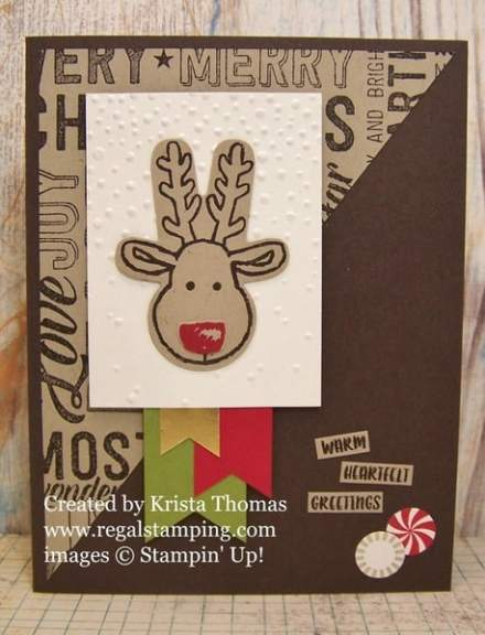 Cookie Cutter Christmas by Krista Thomas, www.regalstamping.com