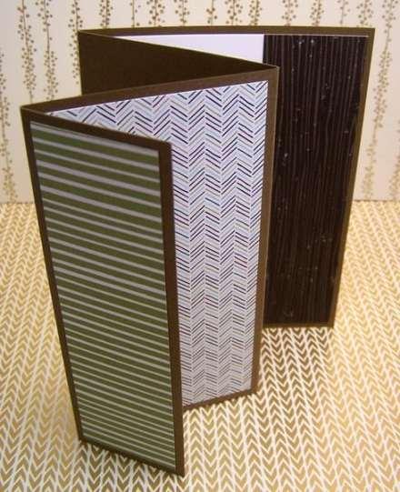 Triple Fold Technique, www.regalstamping.com