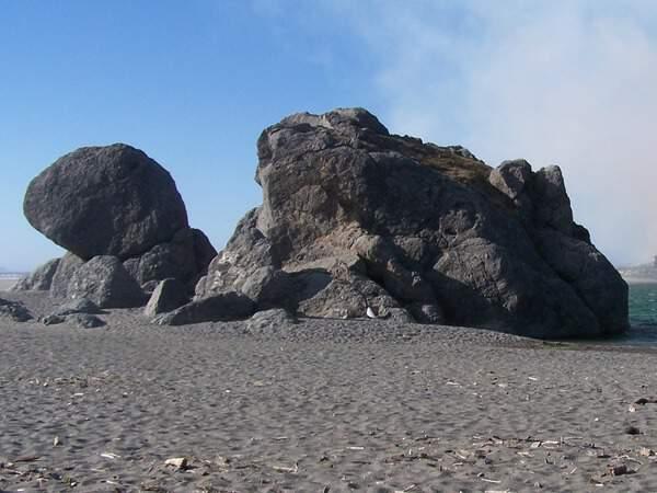 Turtle Rock in Gold Beach Oregon