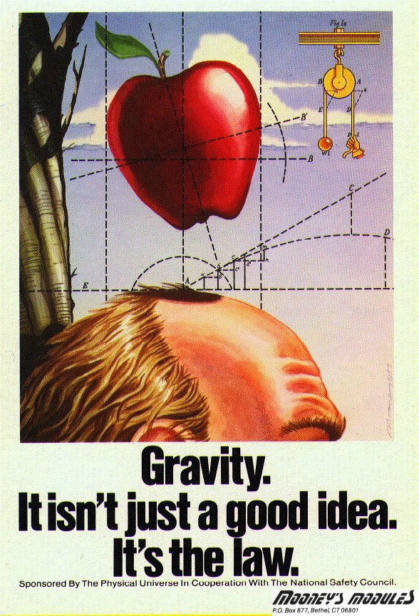 Gravity...What's The Attraction??