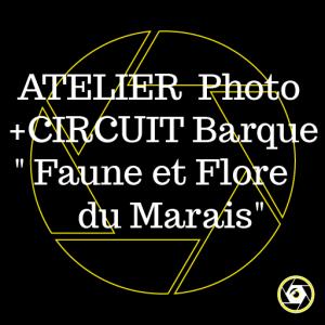 Atelier Photo /Balade en barque Marais Poitevin