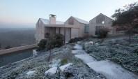 Snow In Monterey