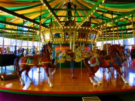 Faust Park Merry-Go-Round