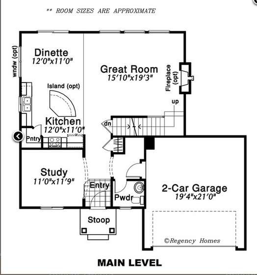 Regency Homes Omaha Floor Plans Home Plan