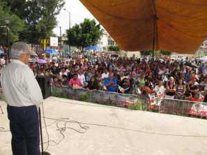 23 septiembre 2013, 3 asamblea informativa, Iztapalapa 2