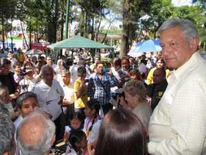 V. Carranza, Parque Congreso Unión 2