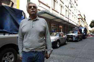 Tariq Ali (Foto: La Jornada)