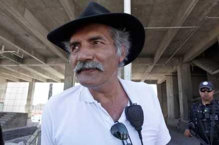 José Mireles  Foto: Germán Canseco
