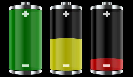 batteries