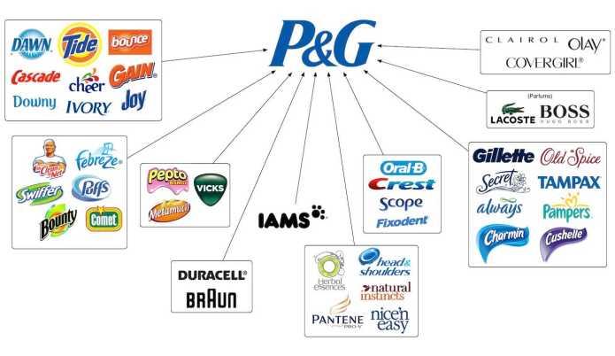 Procter & Gamble: responsable de la deforestación en Asia