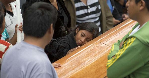 La masacre de Nochixtlán y la reforma educativa, maestros cnte