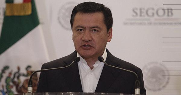 Osorio Chong amenaza a maestros se acabó el tiempo