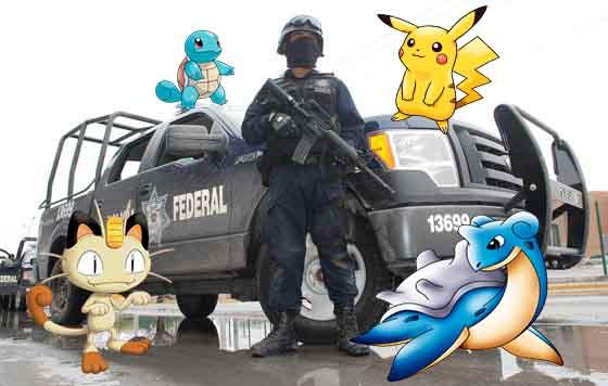Descargar Pokemon Go en México es 'ilegal y peligroso'