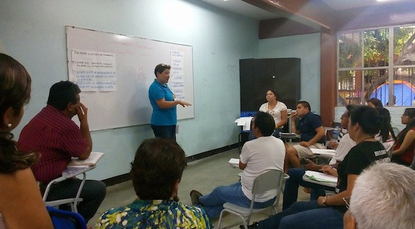taller de programa alternativo