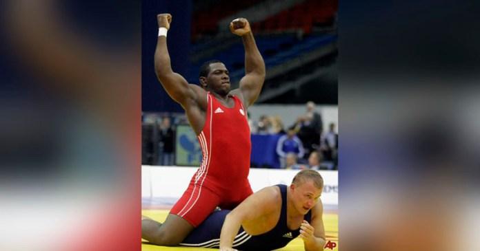 Mijaín López Núñez oro lucha grecorromana 130 kilos