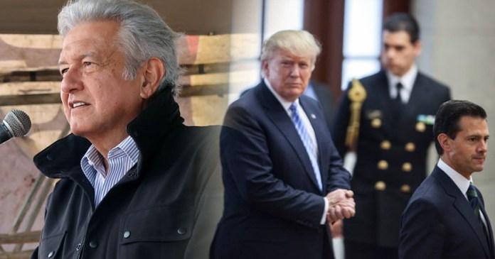 amlo López Obrador donald trump peña nieto zona libre franca frontera 3