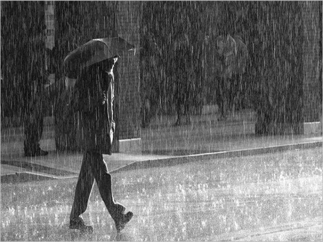 lluvia - En las próximas horas se esperan tormentas fuertes en gran parte del país