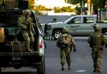 Ley de Seguridad Interior ejército militarización