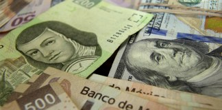 dolar peso bancos la fed
