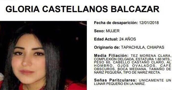 Gloria Castellanos Balcázar