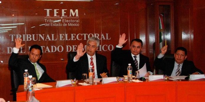 Morena recupera 4 de 10 diputaciones que les quitaron en Edomex