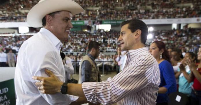 Roberto Sandoval, exgobernador priista comparable a los Duarte, aún impune