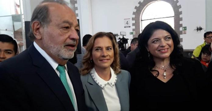 'Claro que habrá certidumbre para la inversión con AMLO'_ Carlos Slim