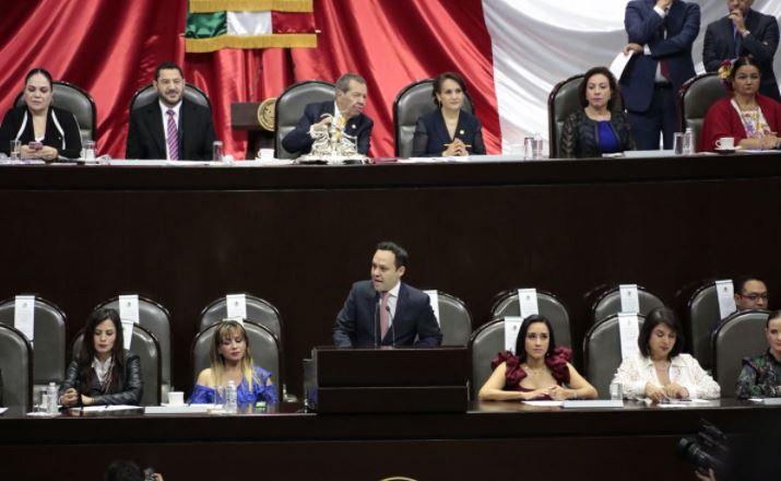 Movimiento Ciudadano emite su posicionamiento en Congreso de la Unión