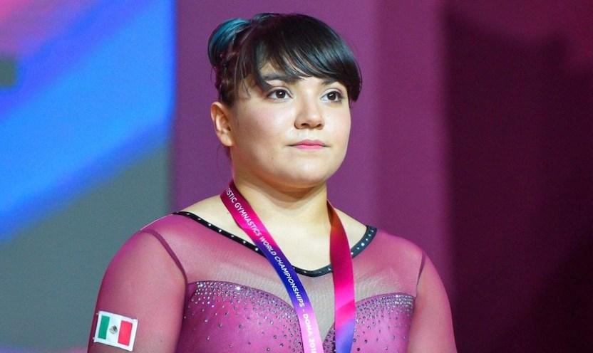Alexa Moreno - La gimnasta Alexa Moreno queda en cuarto lugar mundial