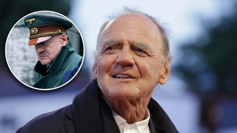 "Bruno Ganz actor pelicula Hitler - Fallece Bruno Ganz actor que interpreto a Adolf Hitler en ""La Caída"""