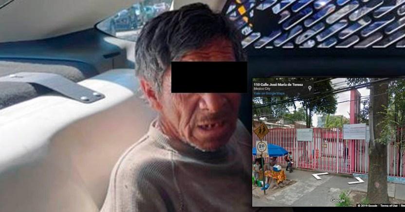 Detienen a sujeto que intentó secuestrar a niño de dos años en la CDMX - Detienen a sujeto que intentó secuestrar a niño de dos años en la CDMX