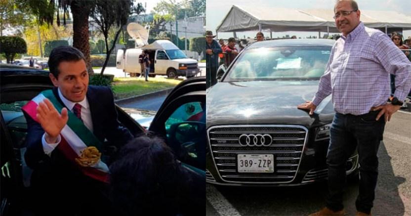 Venden la camioneta de Peña Nieto la bestia mexicana en casi 2 mdp - Venden la camioneta de Peña Nieto, 'la bestia mexicana', en casi 2 mdp