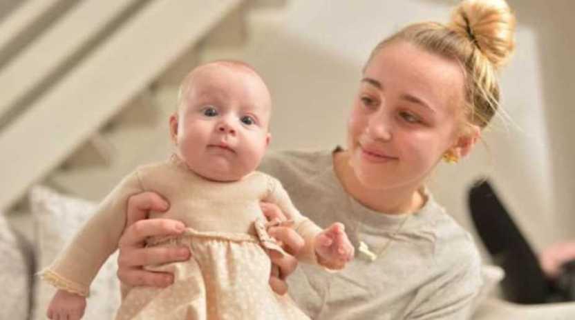 bebe - Cayó en coma y despertó con bebé; no sabía que estaba embarazada