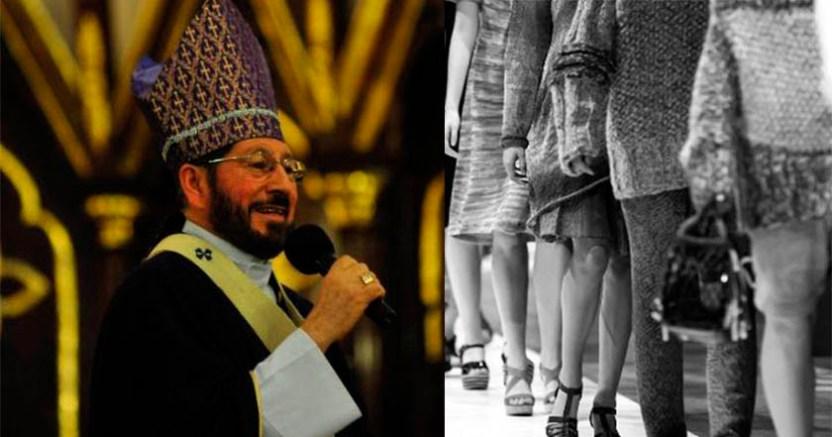 Arzobispo de Xalapa critica a las mujeres dice que perdieron el glamour  - Arzobispo de Xalapa critica a las mujeres, dice que perdieron el glamour