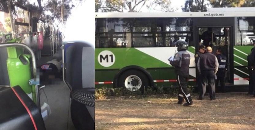 Asalto Churubusco - Asaltantes matan a dos pasajeros de un camión en Río Churubusco
