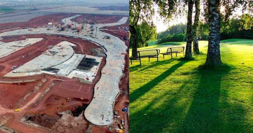 El terreno del NAIM será reahibilitado para apertura de Parque Deportivo - El terreno del NAIM será reahibilitado para apertura de Parque-Deportivo