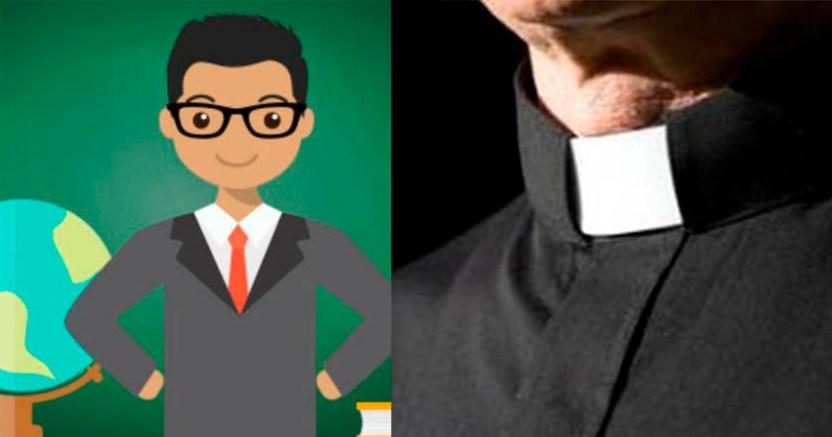 Ex sacerdote acusado de abuso contra menores en EU ahora es maestro  - Ex sacerdote acusado de abuso contra menores en EU, ahora es maestro