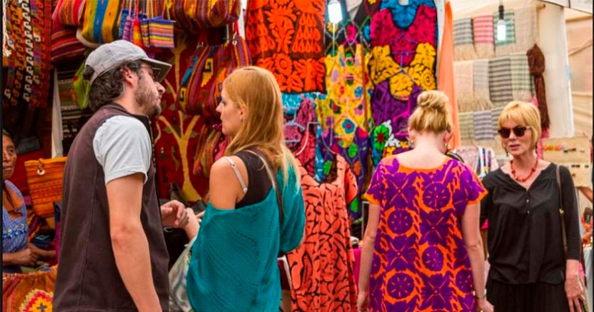 Incrementa gasto de turistas extranjeros durante su estancia en México - Incrementa gasto de turistas extranjeros durante su estancia en México
