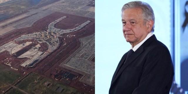 AMLO NAIM Corrupcion - Sí hubo corrupción en el proyecto del NAIM, se le mintió al pueblo