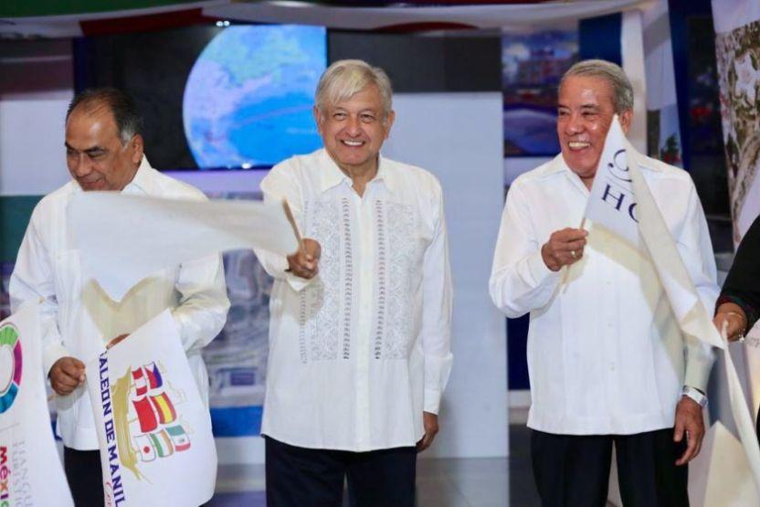 AMLO tinaguis turistico - Prioridad garantizar seguridad y paz para fomentar el Turismo