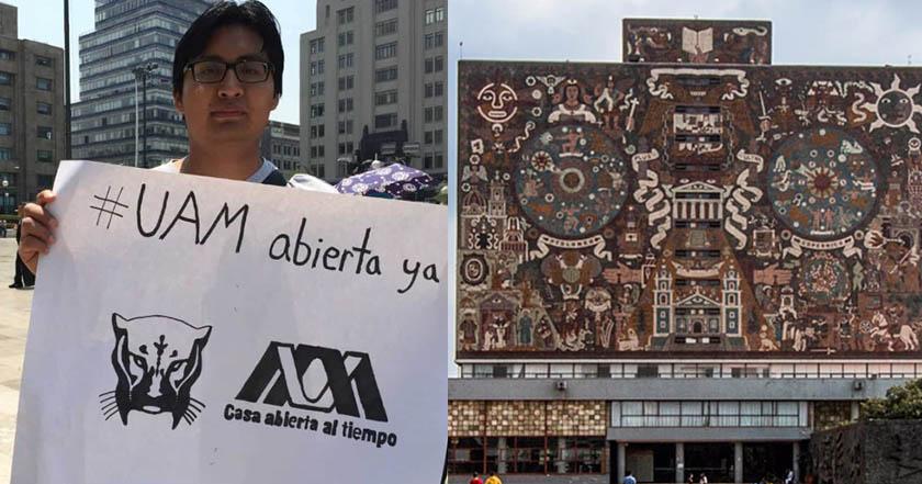 Alumnos de la UAM podrán hacer examen para entrar a la UNAM  - Alumnos de la UAM podrán hacer examen a la UNAM si lo desean