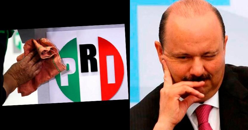 César Duarte le pide al PRI que no lo expulse hasta que haya resolución  - César Duarte le pide al PRI que no lo expulse hasta que haya resolución