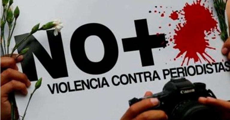 Reportan sexenio de EPN como el más violento para los periodistas