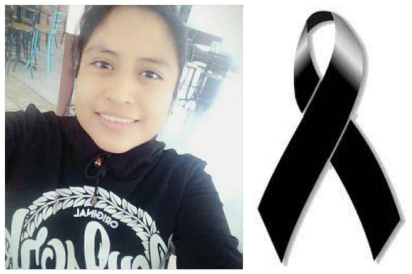 WhatsApp Image 2019 04 21 at 10.43.03 AM - Destacan superación de la alumna de enfermería asesinada en Oaxaca