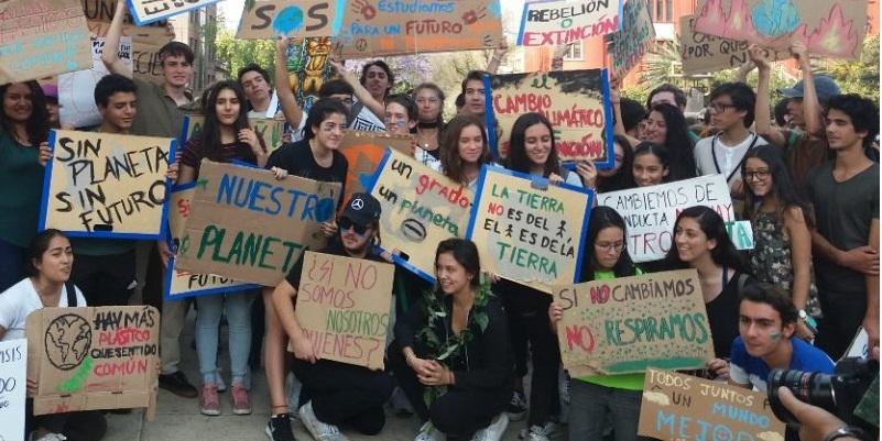 mexico cambioclimatico - Reseña del actual movimiento por cambio climático
