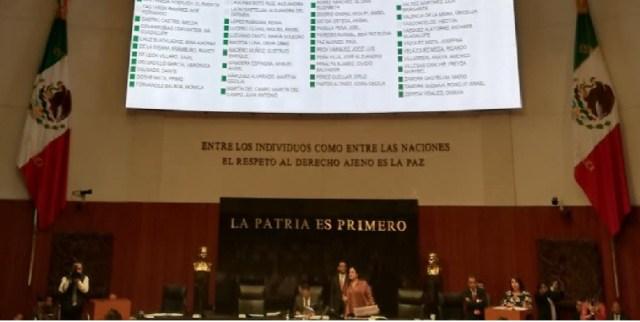 senaduría - Senado aprueba paridad de género en cargos, pasa a diputados
