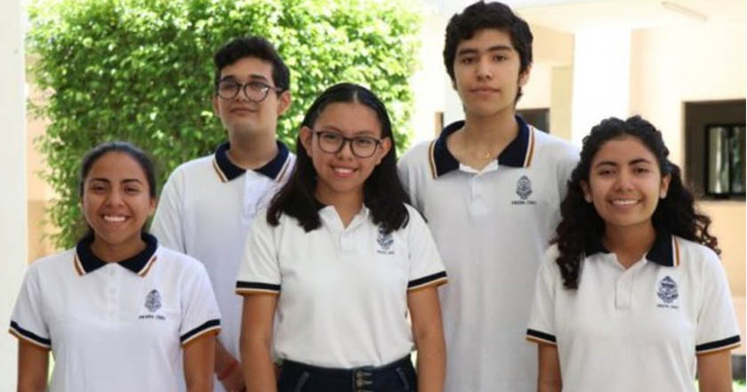 China  - Cinco estudiantes de Yucatán ganan beca para viajar a China