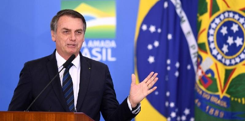bols - A favor del trabajo infantil, Bolsonaro, presidente de Brasil