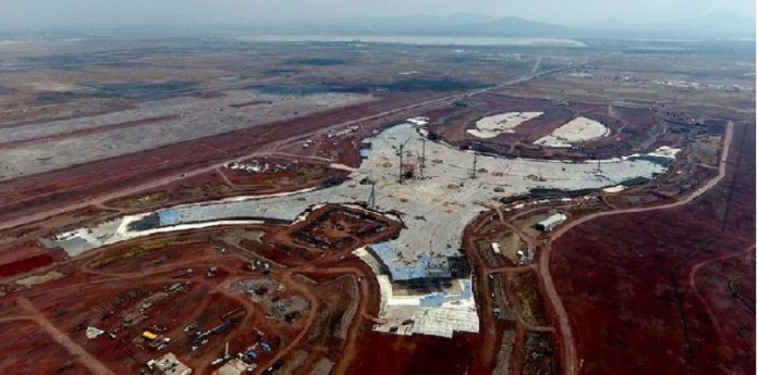 Texcoco, aeropuerto cancelado, será paque ecológico