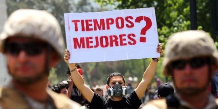 Chile, plebiscito para nueva Constitución